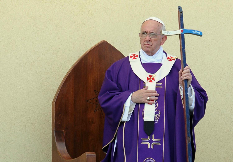Papa Francisco pide el retorno del diálogo nacional en Nicaragua. Foto: Artículo 66