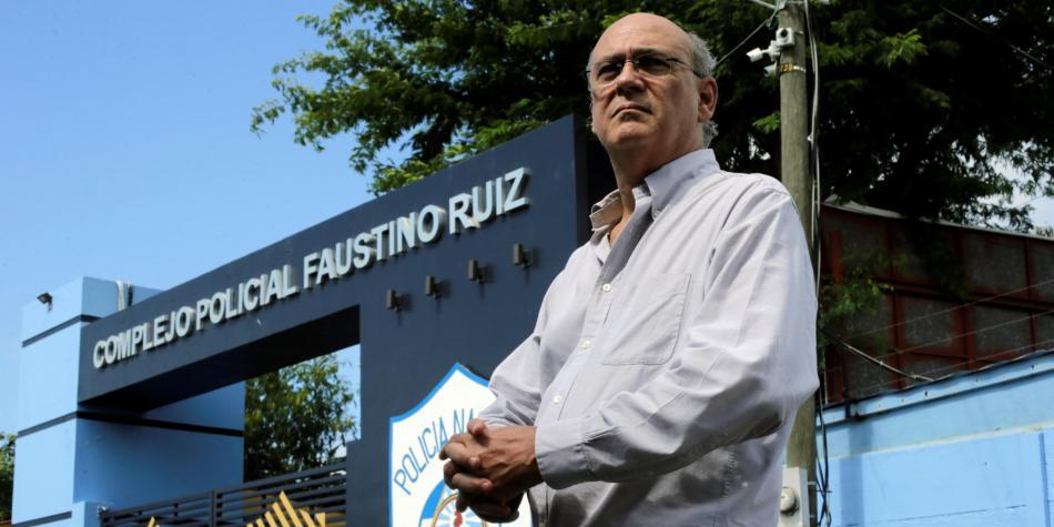 Carlos Fernando Chamorro. Foto: El Tiempo.