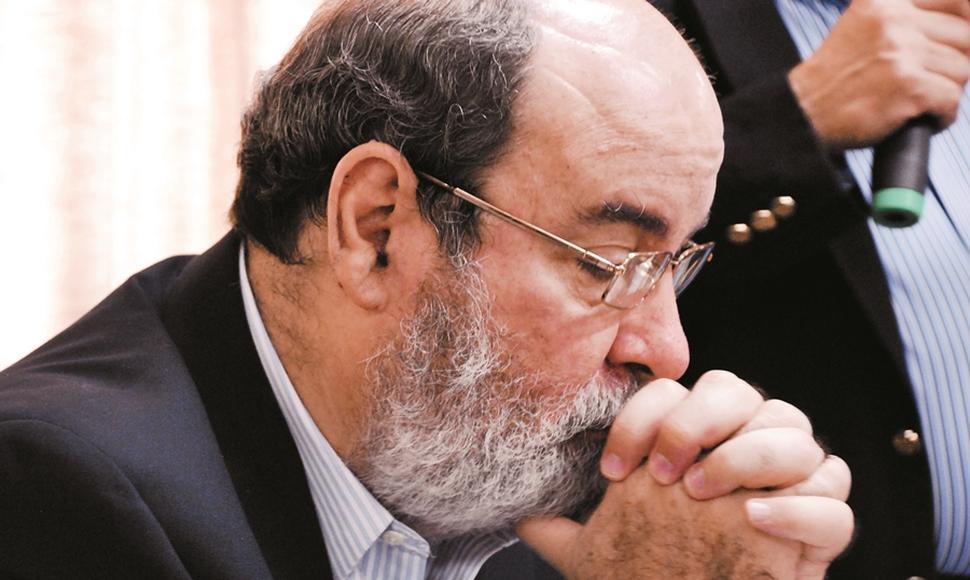 Rafael Solís. Foto: El Nuevo Diario.