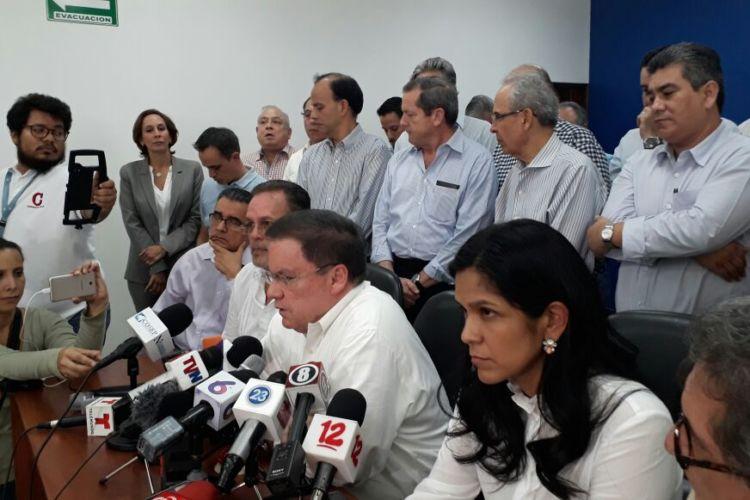 Cosep no se sentará a negociar salario mínimo este año. Foto: La Prensa.