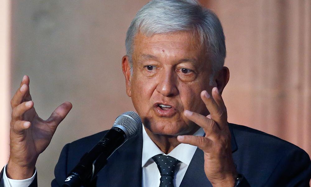 México se ofrece como mediador en el diálogo nacional y expertos sospechan de sus intenciones. Foto tomada de Internet.