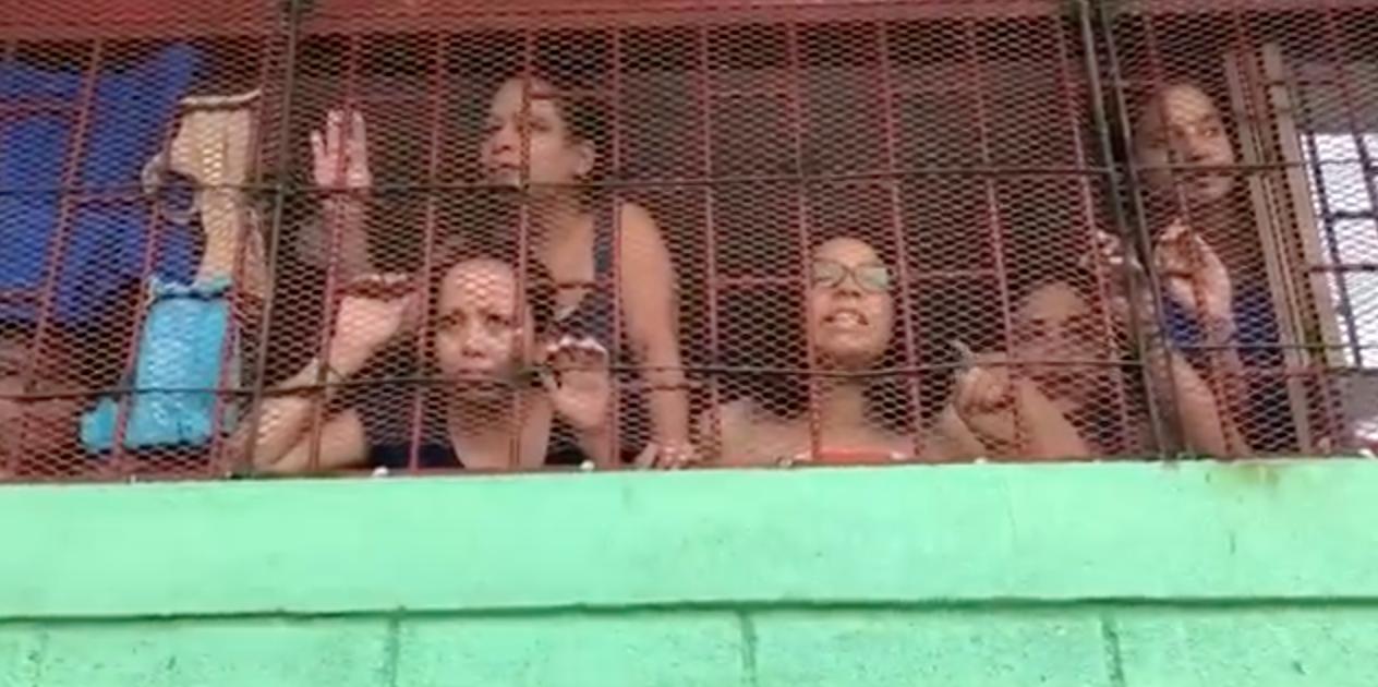 """Los """"desahogos"""" de las presas políticas del régimen de Ortega a los eurodiputados"""