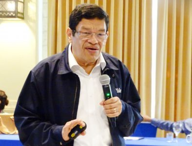 Néstor Avendaño. Foto: Radio C.