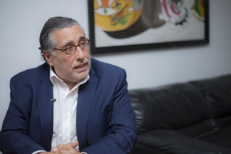 Mario Arana, economista independiente. Oscar Navarrete/ LA PRENSA.