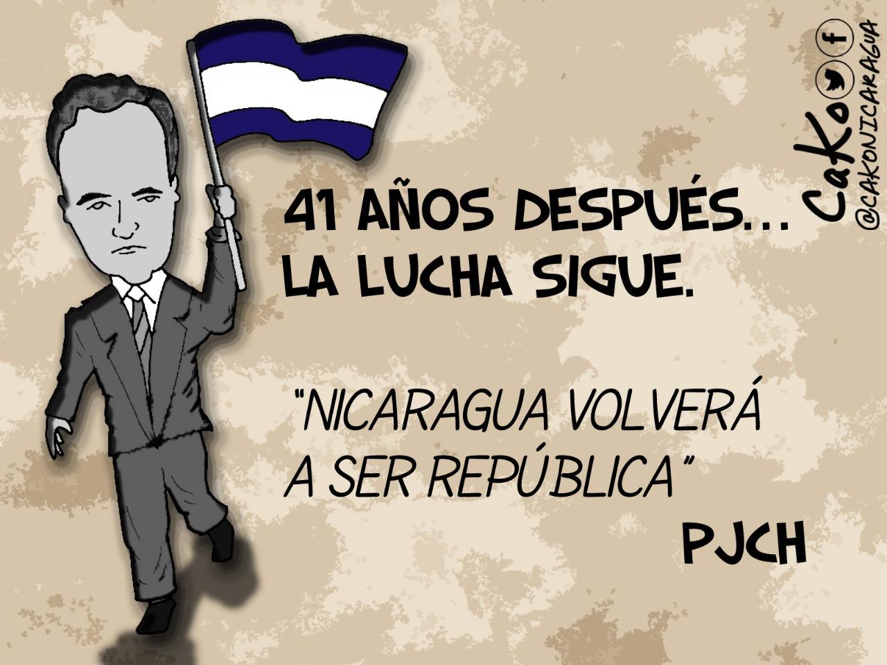 La lucha sigue en Nicaragua. CaKo/Artículo66