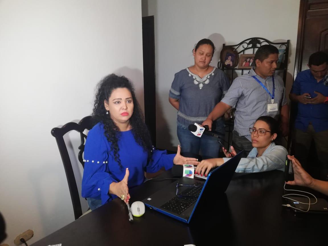 Familiares de Miguel y Lucia deberán esperar para visita en el chipote