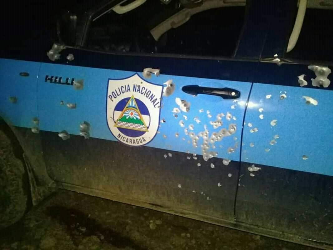 Cuatro policías Asesinados en Rio San Juan, en circunstancias sospechosas