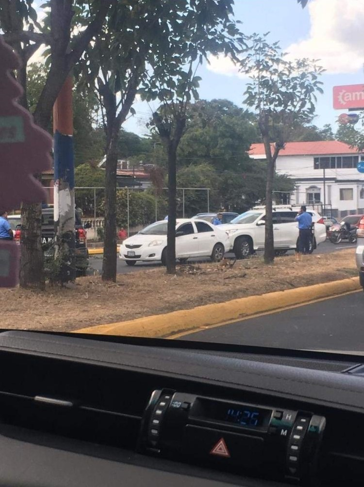 Empresarios y líderes opositores son acosados por la Policía orteguista y paramilitares. Foto: Cortesía.