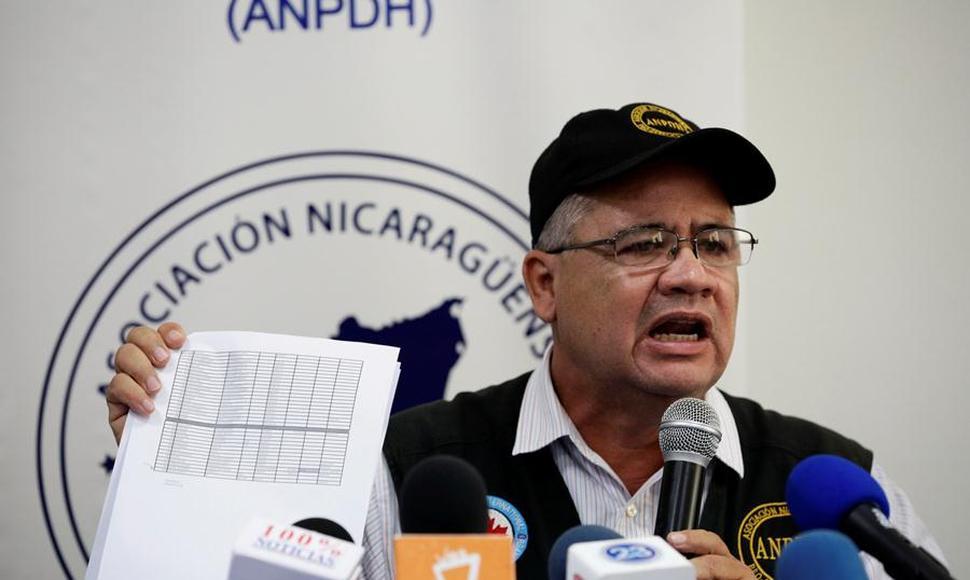 ANPDH llama a funcionarios orteguistas a renunciar. Foto: Cortesía/END