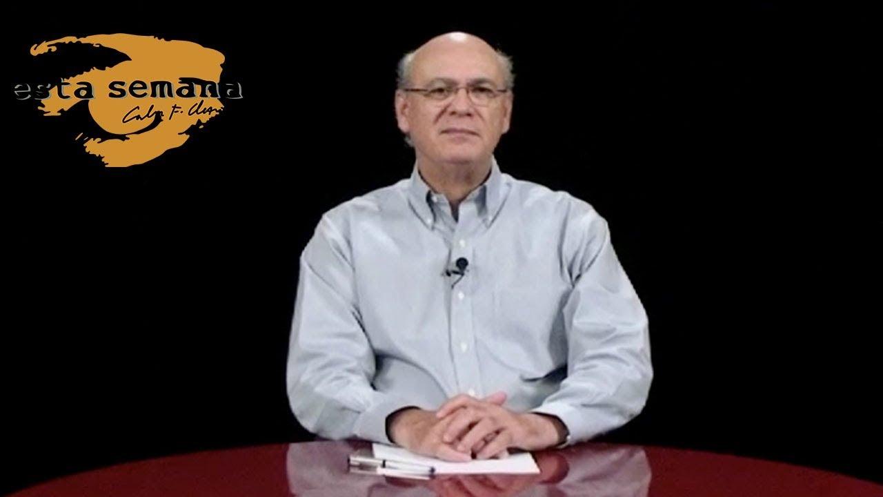Telcor prohíbe a Canal 12 transmitir programas de Carlos Fernando Chamorro. Foto: Cortesía