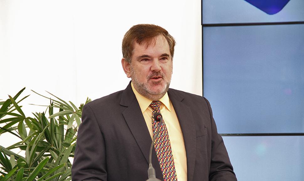 Guillermo Jacoby presidente de APEN. Foto : El Nuevo Diario.