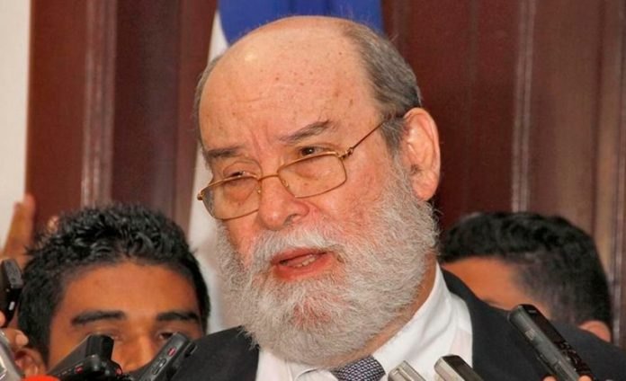 Las reacciones a la renuncia del exmagistrado sandinista Rafael Solís. Foto/END