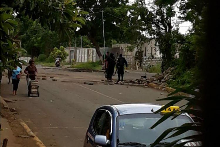"""""""Orejas"""" orteguistas de Monimbó enlistan casas que allanará la policía. Foto: La Prensa"""