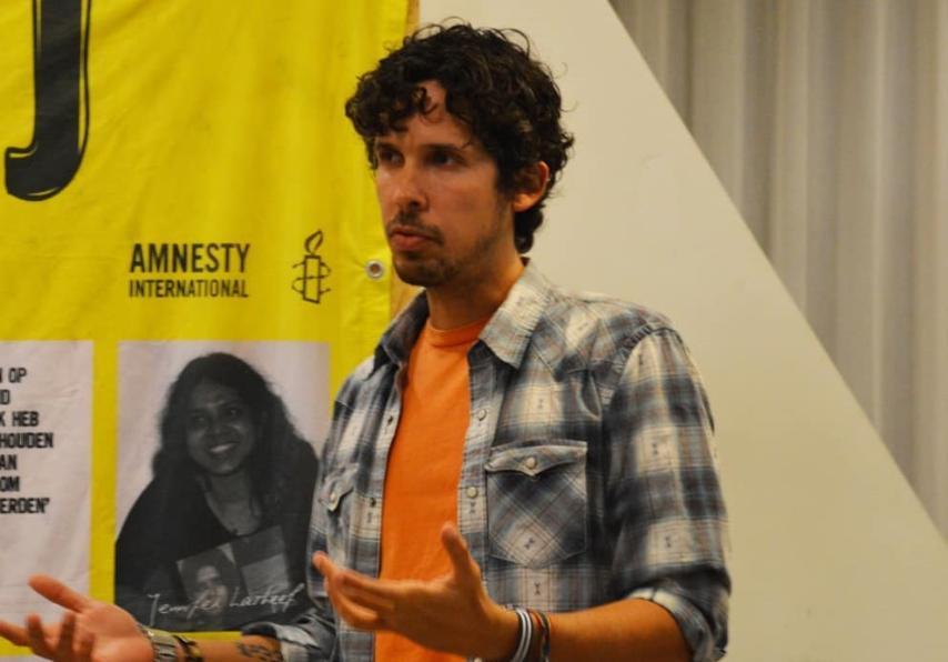 La historia de Carlos «Chale» Guadamuz. Foto/Cortesía
