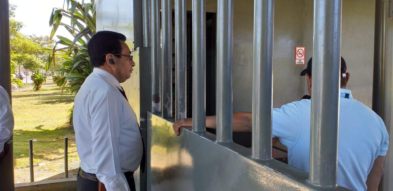 """Abogado Julio Montenegro, defensa legal de """"La Loba"""" interpone recurso de apelación. Foto: HRosales"""