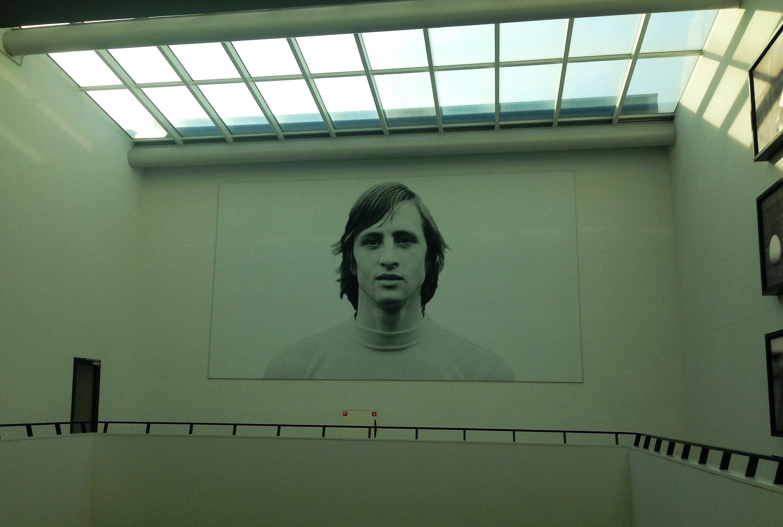 Cruyff más presente que nunca. Foto/LPicado