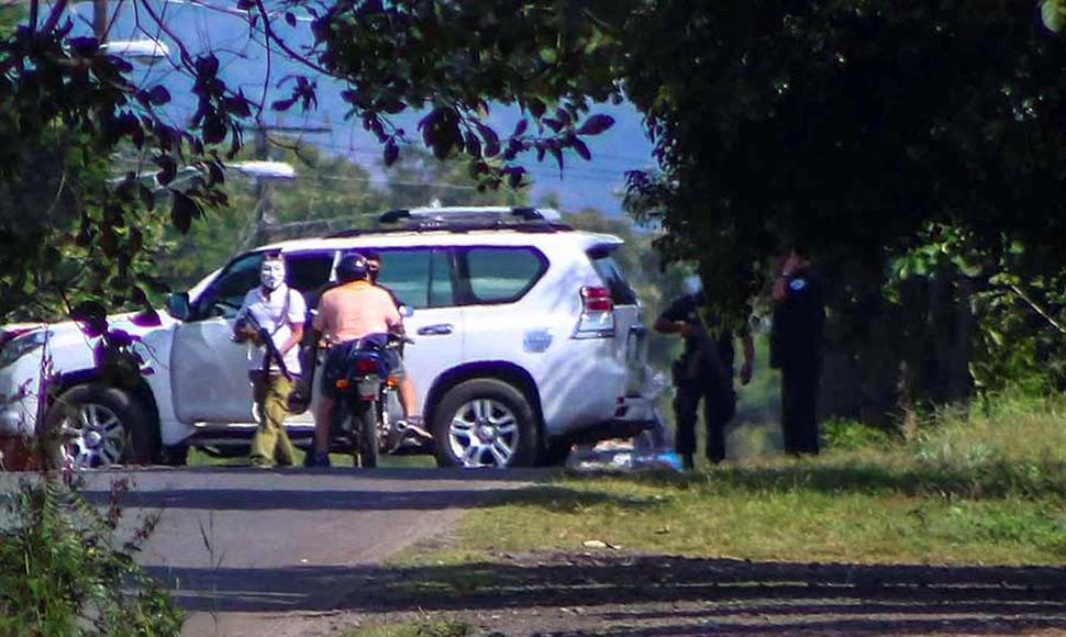 Comisionado Avellán secuestra a seis personas en una finca de Masaya. Foto: Archivo / END