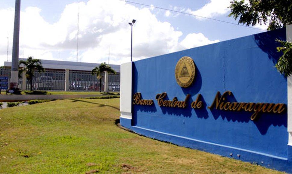 Banco Central de Nicaragua. Foto: El Nuevo Diario.