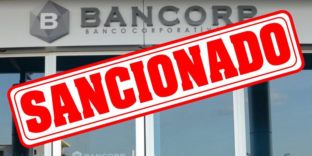 Sanciones a PDVSA llegan hasta el Bancorp «la caja fuerte de Albanisa»