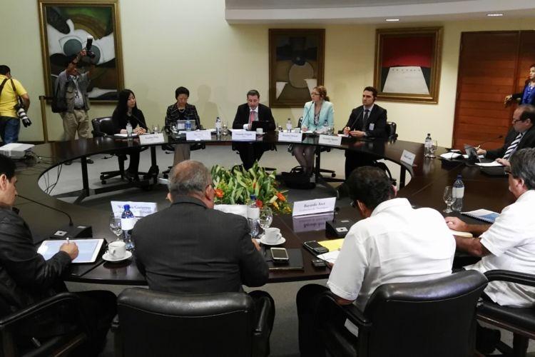 FMI no recibirá buenas noticias en su visita a Nicaragua. Foto: La Prensa.