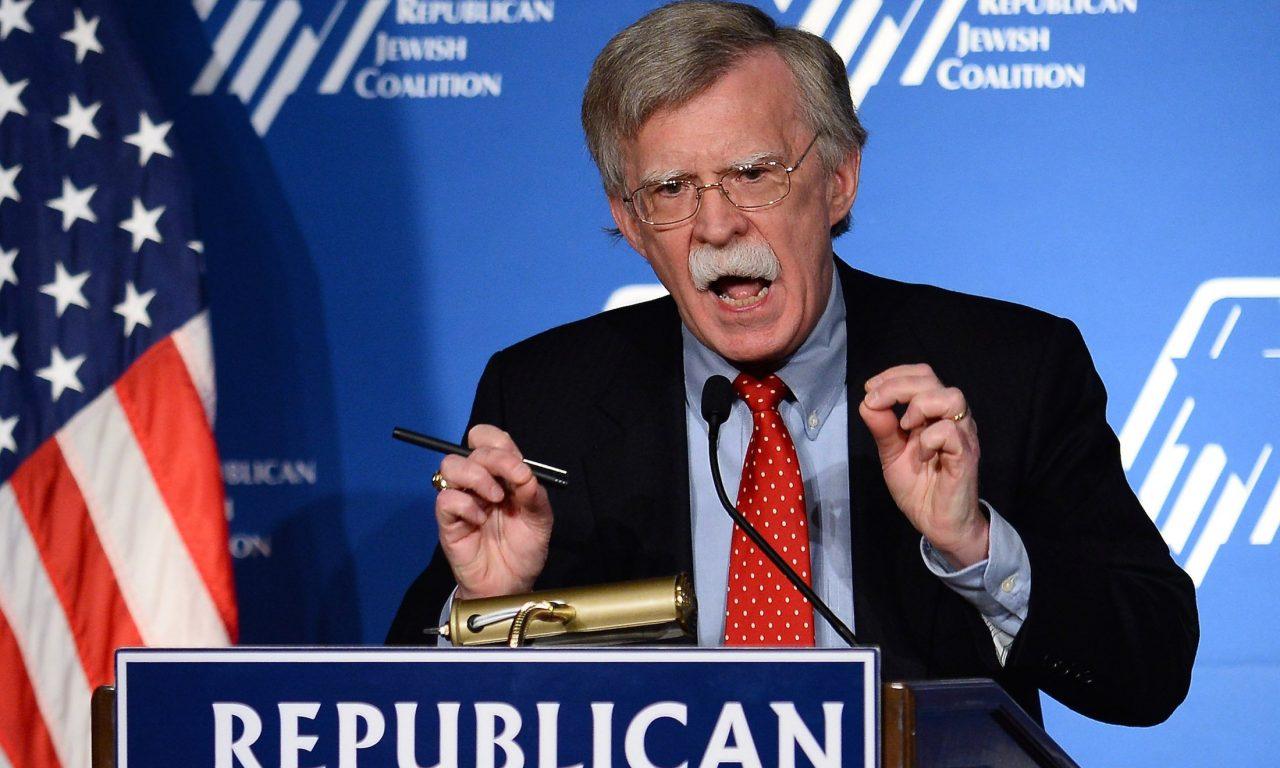 John Bolton: «Ortega tiene los días contados y el pueblo nicaragüense pronto será libre»