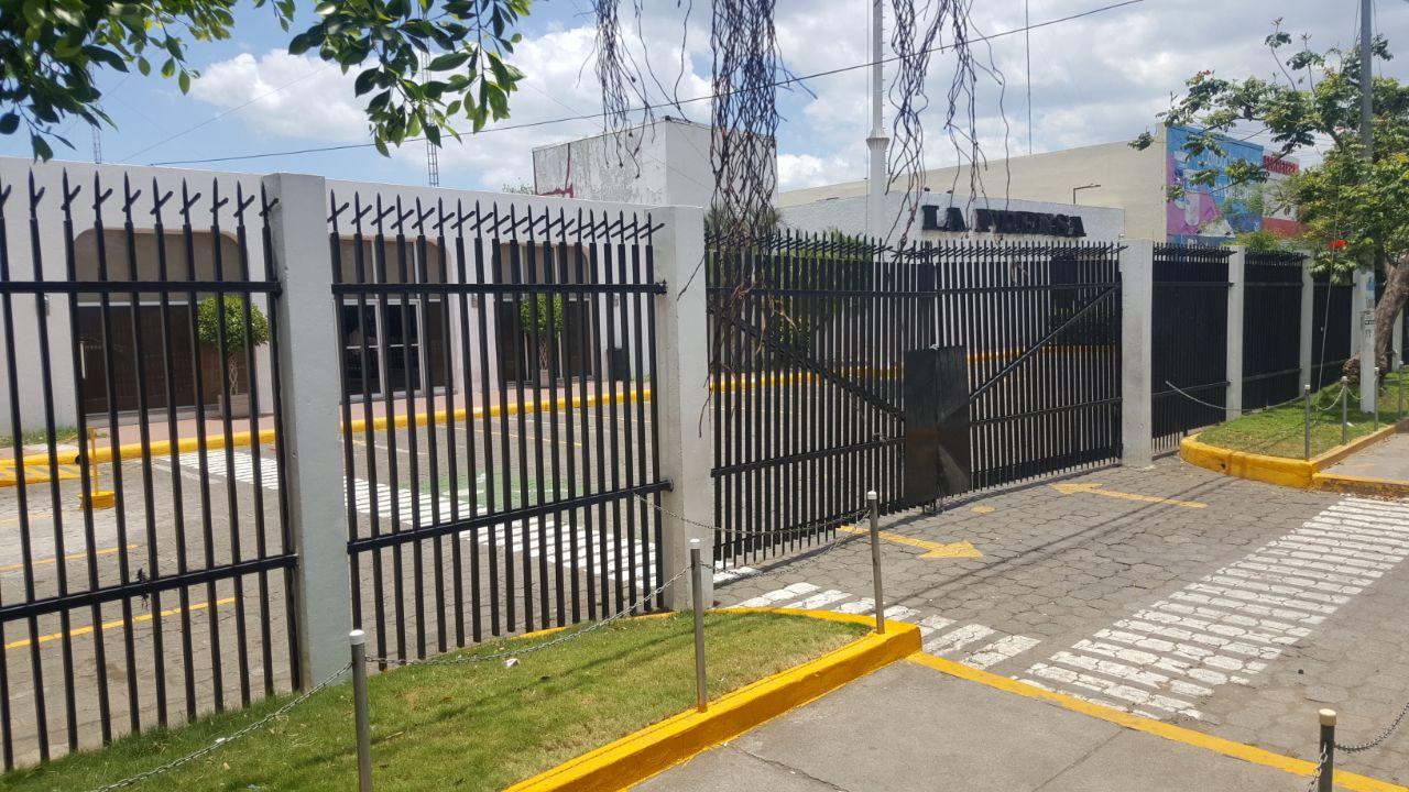 """Aduana como una """"tumba"""" ante demanda de papel de La Prensa. Foto: Radio Corporación"""