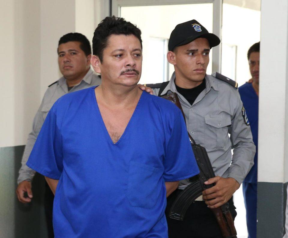 Recetan 216 años de prisión para líder campesino Medardo Mairena. Foto: Tomada de internet.