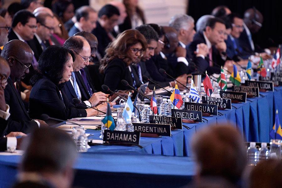 Estos son los embajadores que integrarán la Comisión de alto nivel de la OEA para evaluar crisis de Nicaragua