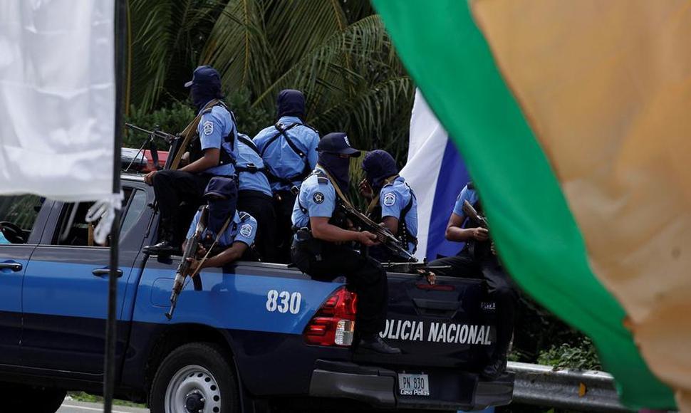 Secuestran a policías y a dos de sus familiares en San Marcos, Carazo. Foto: END/Archivo