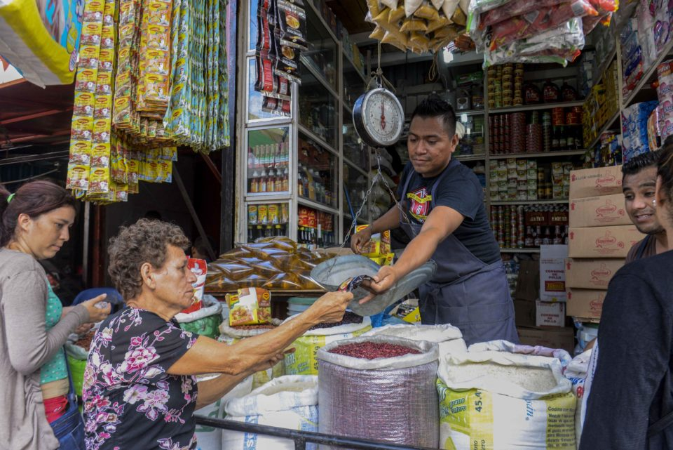 Reformas tributarias podrían orillar a Nicaragua a la hambruna y desnutrición. Foto: Periódico Hoy.