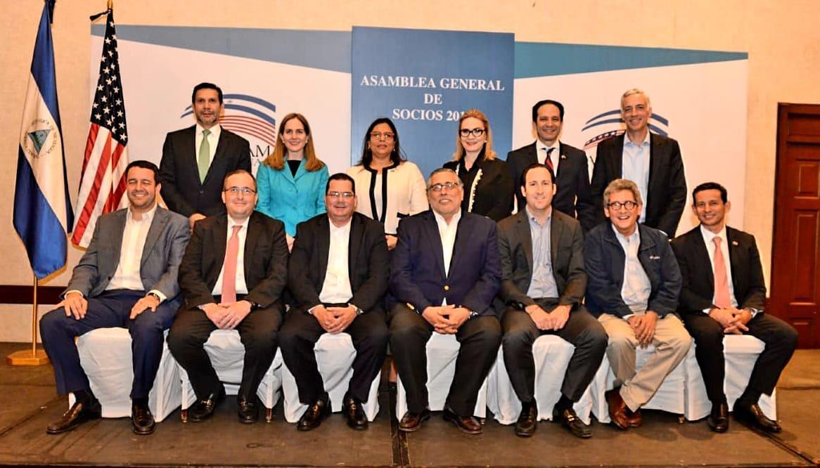 Mario Arana, nuevo presidente de AmCham. Foto: Cortesía.