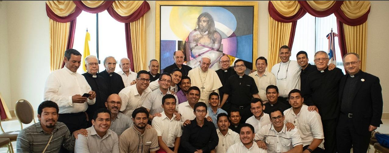 Papa Francisco defendió que la Iglesia se involucre en la política. Foto: Civiltá Cattolica