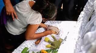 Padres del niño Teyler Lorío, asesinado de un disparo en la cabeza, exigen justicia desde el exilio en Costa Rica