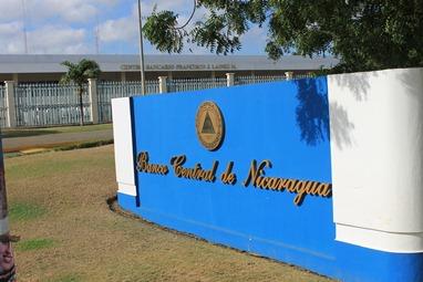 Banco Central de Nicaragua. Foto: Tomada de internet.