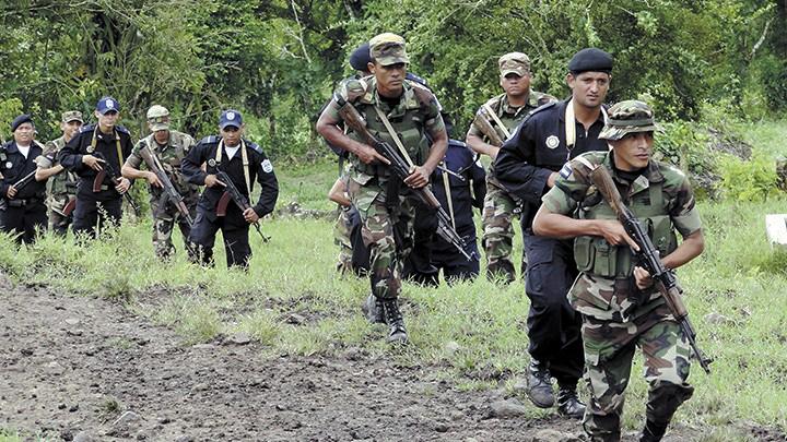 Un militar y dos civiles muertos dejó un enfrentamiento en el norte de Nicaragua. Foto Archivo/LaPrensa