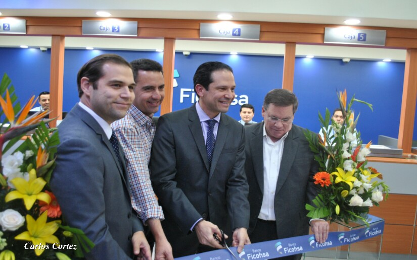 Banco Ficohsa cierra sucursal en ciudad de Rivas. Foto: Tomada de internet.
