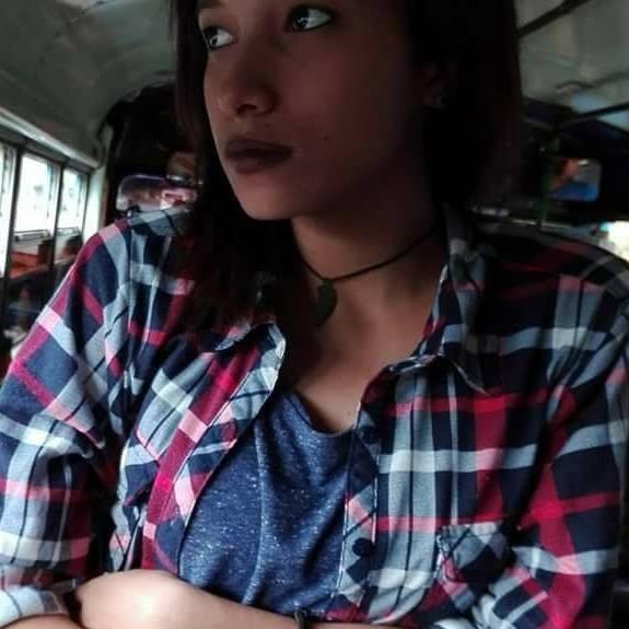 Secuestran a Justina Orozco, líder estudiantil de la Universidad Agraria. Foto: Tomada de Facebook.