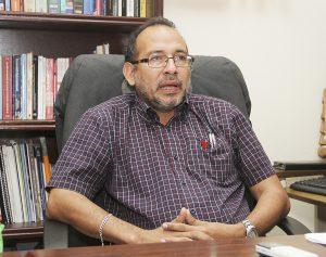 Economista Luis Murillo. Foto: El Nuevo Diario.