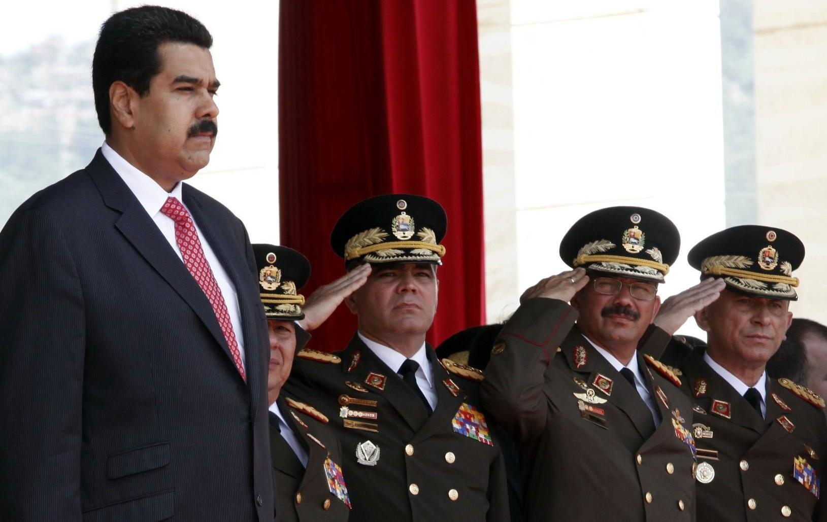 Marco Rubio asegura que EE. UU sabe dónde esconden sus fortunas los altos mandos militares de Venezuela. foto/C.Press