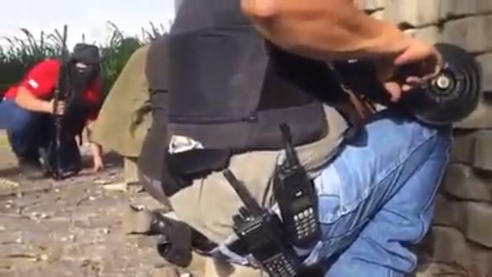 Paramilitares de Ortega usaron fusilería y ametralladoras de alto impacto para reprimir