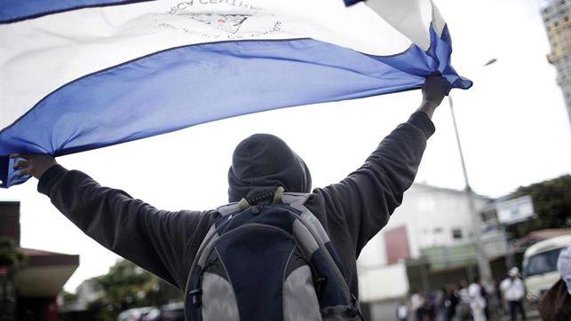"""El """"CPC"""" del FSLN que ahora pide el fin del régimen de Daniel Ortega. Foto ilustrativa: EFE/Cortesía"""