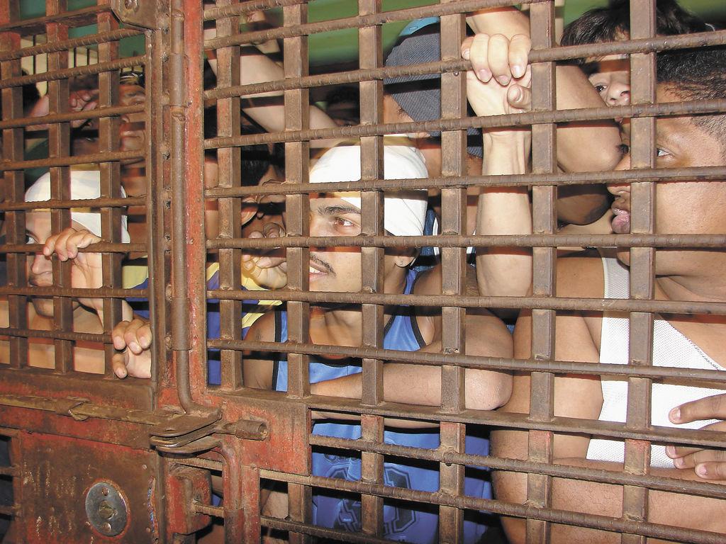 Diarios importantes del mundo, afirman que la cárcel modelo de Tipitapa de Nicaragua es una de las peores del mundo. Foto: SNN