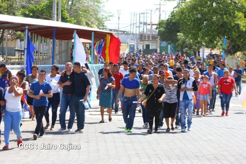 Camuflados entre más de un mil reos comunes, la dictadura libera a tres presos políticos de León