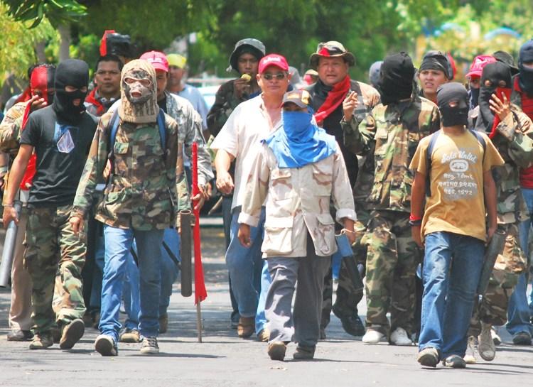 """Crisis de abril quitó """"Velo """"a los nicaragüenses sobre seguridad ciudadana. Foto: Tomada de internet."""