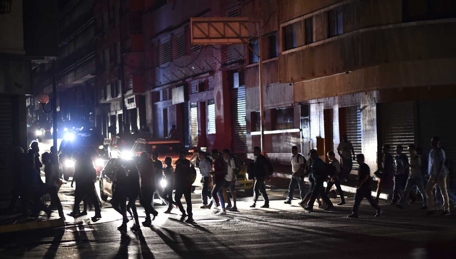 Nuevo apagón en Venezuela afecta a 9 estados del país. Foto/Archivo RTNE