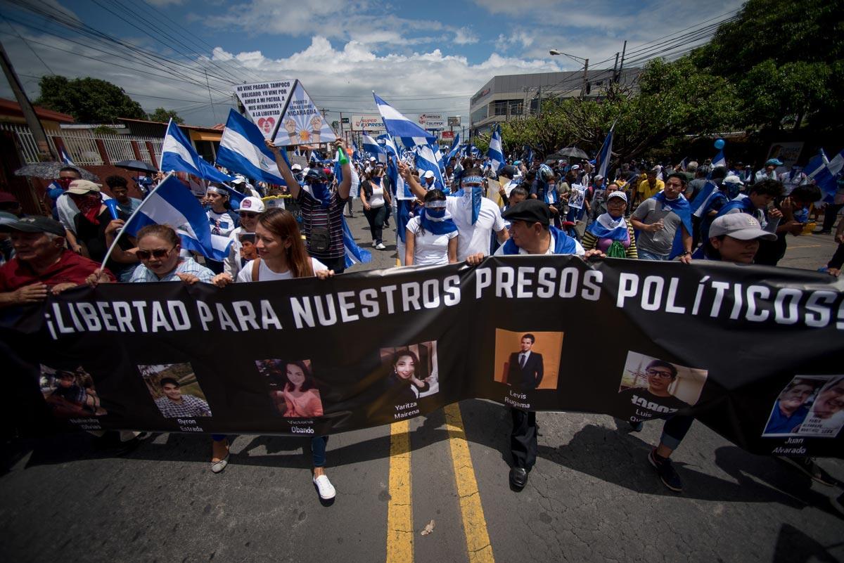 Comité de Madres exigen libertad de presos políticos en máximo 15 días. Foto: Cortesía