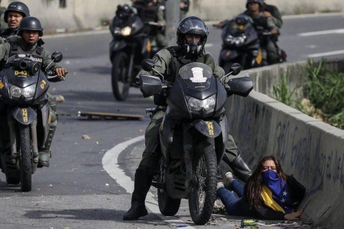 Venezuela, en categoría de alta peligrosidad. Foto: Tomada de la web.