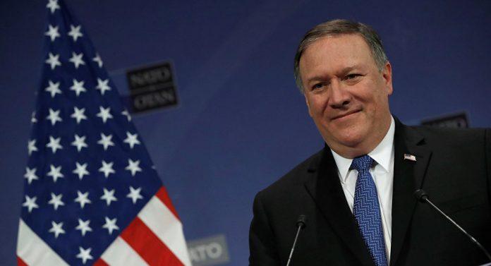 Secretario de Estado, Mike Pompeo, asegura que seguirán presionando al régimen de Ortega hasta lograr la democratización del país