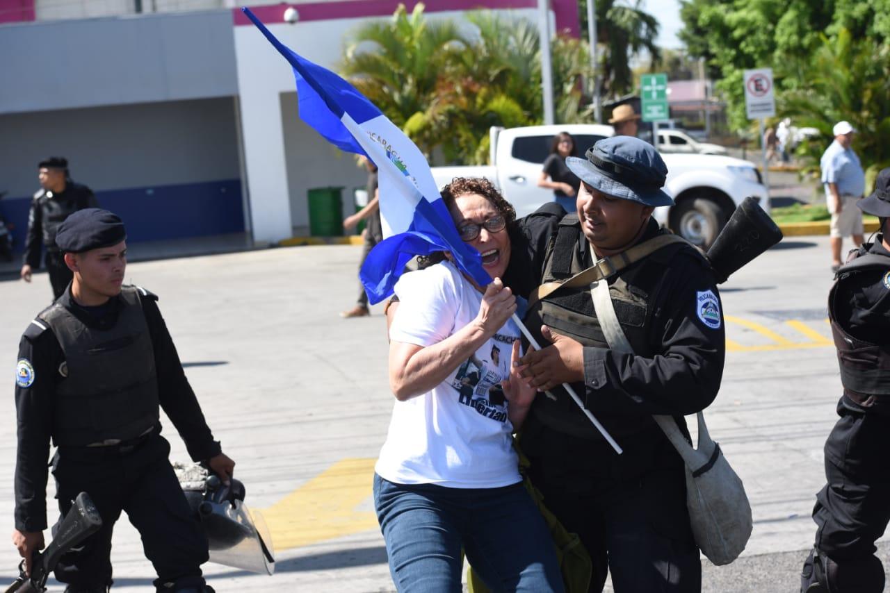 Estos son los más de 100 secuestrados por la dictadura orteguista. Foto: La Prensa