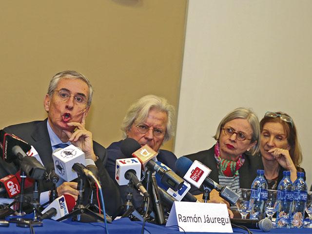 Eurodiputados: Ortega, Murillo y sus esbirros deben ser llevados a la justicia nacional o internacional
